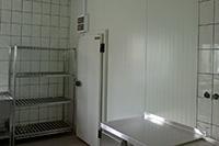 komora chłodnicza